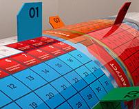 Creative Desktop Calendar (CDC)