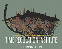 Movie Posters: Time Regulation Institute