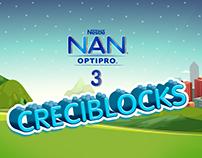 CRECIBLOCKS de NAN 3