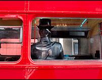 Kinky 'Kodak Moments' Bus Tour of London sights