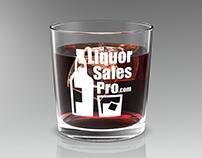 LiquorSalesPro.com Logo Design