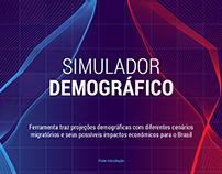 Simulador Demográfico - Fluxos Migratórios