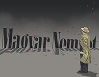 illustrations for Magyar Nemzet 'magazin'