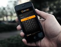 Interfaz App Móvil