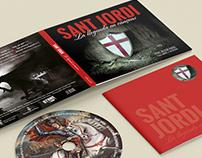 Metro&medio Designs - Sant Jordi cd