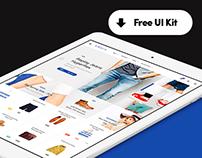 Aware Ecommerce UI Kit - Freebie