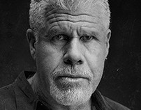 Ron Perlman - American actor ( Sons of Anarchy )