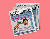 Exclaim! Magazine Best of 2016 Issue | Editorial Design