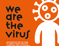 We are the virus