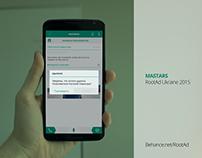 """App-design. LLC """"Mastars"""", 2015"""