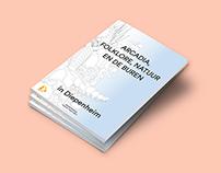 Arcadia - book design