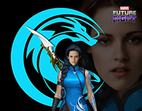 MARVEL Future Fight, Character Design, Kristen Stewart