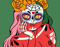 DÍA DE MUERTOS // Tradición Mexicana
