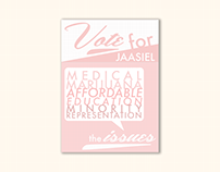 mock campaign flyers
