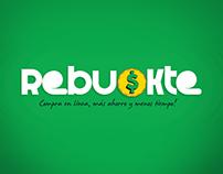 Rebuskte / Branding