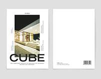 CUBE Magazine Redesign