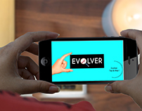 Evolver : app promotional video development