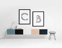 CRESCENT – Typeface