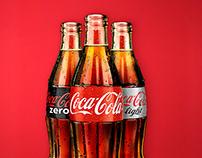 Coca Cola Lineup