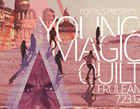 Young Magic Concert Poster