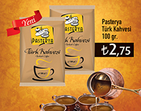 Pasterya Türk Kahvesi