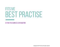 G-Star best practice & design pattern brand guidelines