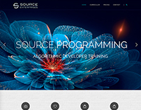 New Client Website Design - Source Programming