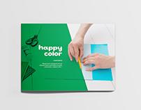 happy color - brandbook