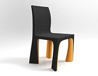 Chair design, project # 10 in DESIGN MARATHON