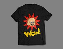 """5"" T-Shirt concepts"