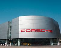 Porsche Centre Gurgaon | Showroom Photoshoot