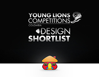 Young Lions 2015 - Design - SHORTLIST -