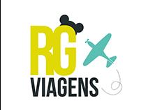 Projeto Gráfico RG Viagens
