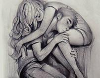 Drawing Lovers Romance