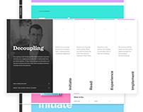 Business Author Website Decoupling.co