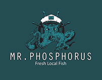 Mr.Phosphorus - Brand Identity