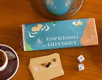 Espresso Odyssey Board Game