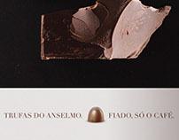 Prints | Trufas do Anselmo | Peça interna, Revolution.