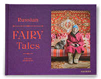 """Photography book """"RUSSIAN FAIRYTALES"""""""