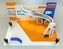 Novartis Booth Stand