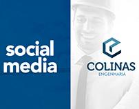 Colinas Engenharia - Social Media