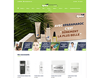 Eparamaroc E-commerce Website