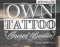 OWN Tattoo Studio
