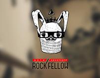 "Rebranding for Anticinema ""Rockfellow"""