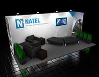 NATEL Lounge | Inline Lounge Design