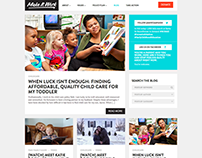 Make it Work Campaign Website Design & Development