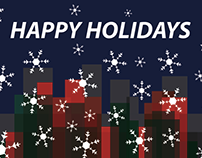 2015 Holiday Card for Signalert Asset Management