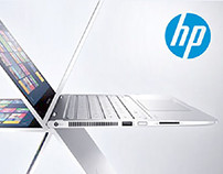 HP Banner Kampagne