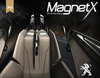 Peugeot MagnetX