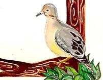 Gouache Illustrations